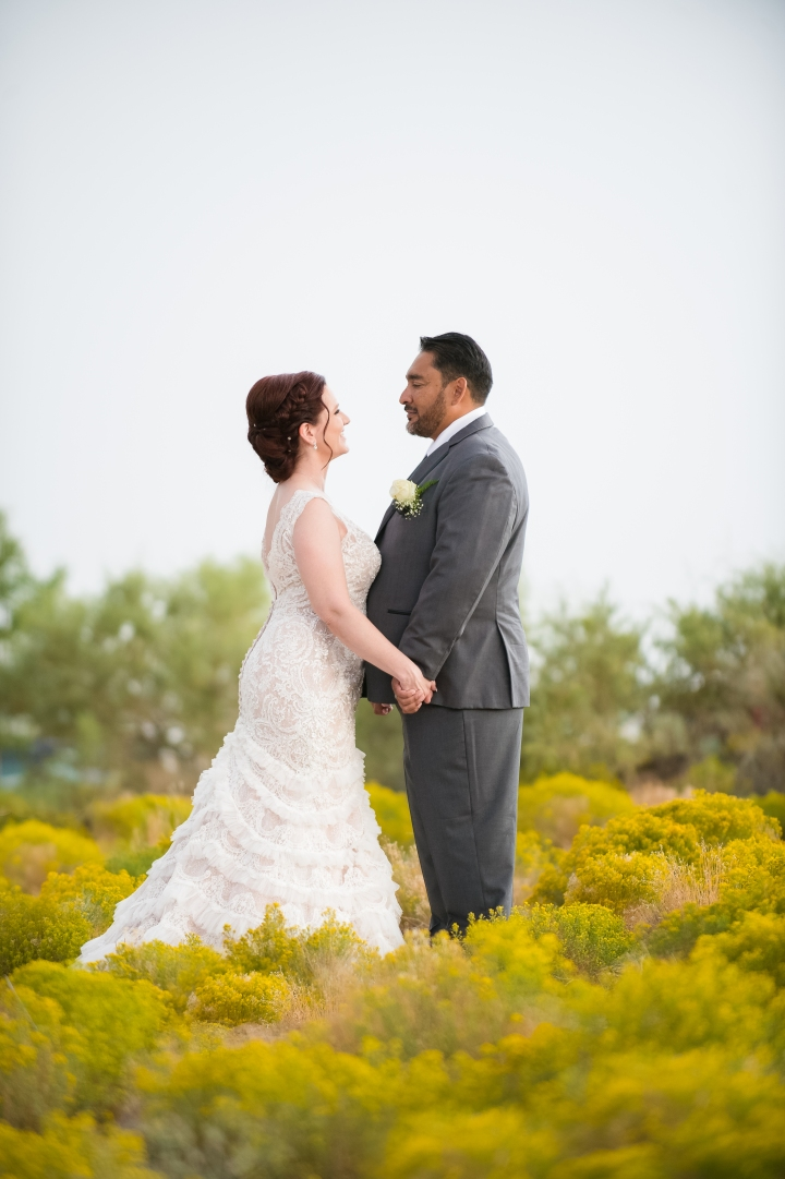 Real {Rainy} Wedding: Tania + Luis by PhotographicPerspectives