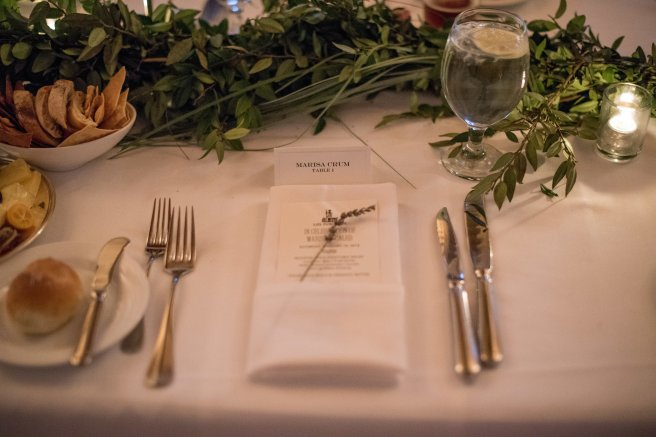 wedding planning design decor inspo real local New Mexico Perfect Wedding Guide decor tablescape event greenery detail menu bridal bride groom reception ceremony venue candlelight gourmet