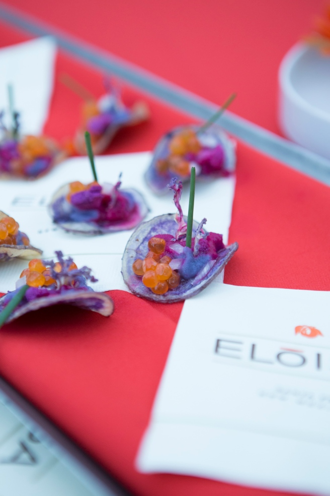 chef catering food wedding planning tips inspiration inspo New Mexico Santa Fe Albuquerque Perfect Wedding Guide delicious beautiful appetizer fancy yum