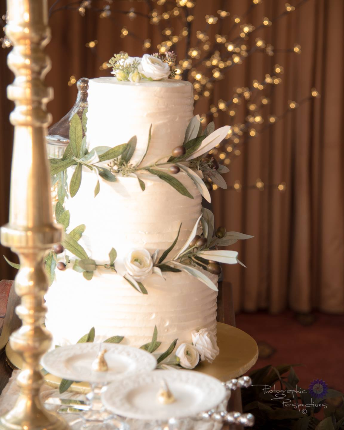Perfect Wedding Guide planning design inspo ceremony inspiration marriage wedding vows celebration engaged planner tips tricks tablescape decor event New Mexico Albuquerque Santa Fe cake delicious natural nature sage naked cake