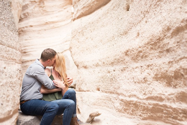 Bryanna + Dustin {Real Engagement}