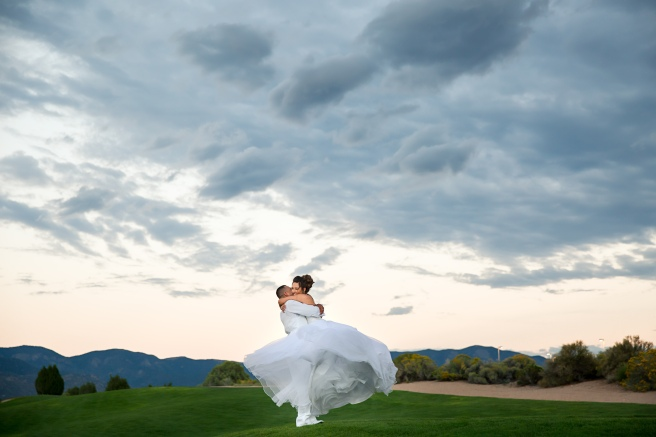 Perfect Wedding Guide planning design inspo ceremony inspiration marriage wedding vows celebration engaged planner tips tricks decor event New Mexico Albuquerque Santa Fe true love outdoor natural light couple photography portrait Sandia Mountains