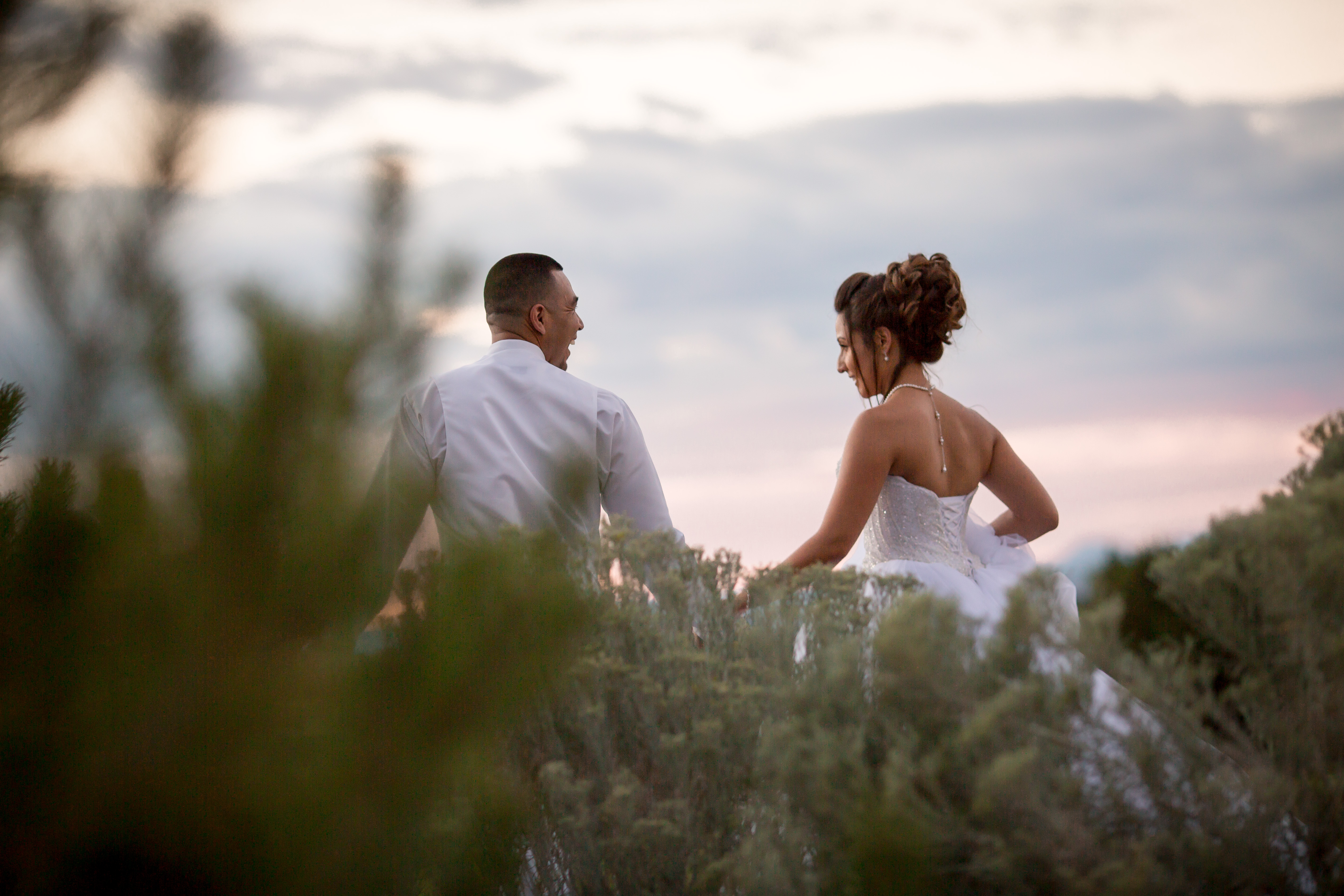 Perfect Wedding Guide planning design inspo ceremony inspiration marriage wedding vows celebration engaged planner tips tricks decor event New Mexico Albuquerque Santa Fe true love happy couple sunset outdoor photography portrait natural light