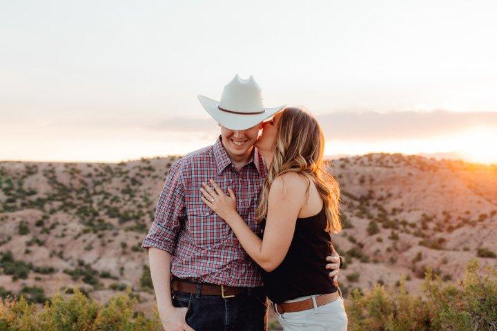 Surprise Engagement with Albuquerque's New FavoritePhotographer