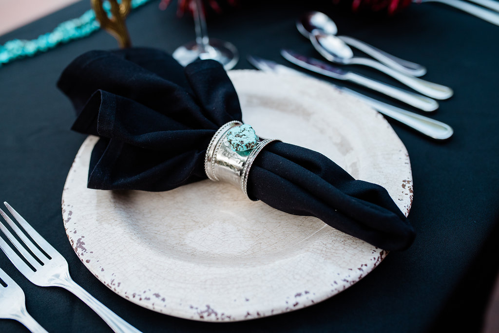 Turquoise Tenderness: Southwestern Styled Shoot