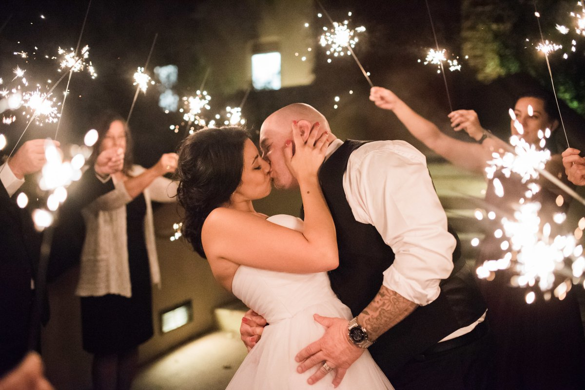Where Are They Now? Genevieve + Ricky's Post-Wedding Perfection