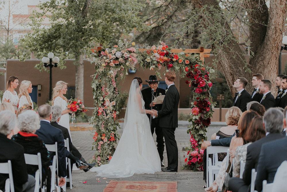 Albuquerque Wedding Planner Spotlight: NJR EventPlanning