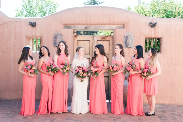 Santa Fe Celebration: Real Wedding with Maura Jane Photography