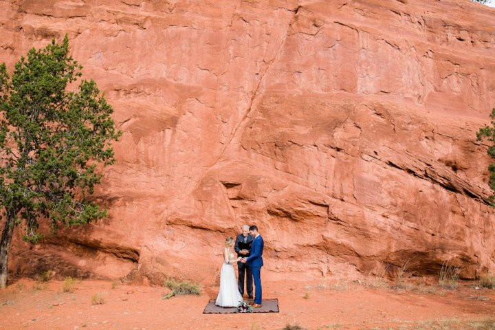 New Mexican Elopement with Chrisi K Photography