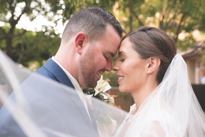 Smitten Ceremony: Real Wedding in Albuquerque with Kayla KittsPhotography
