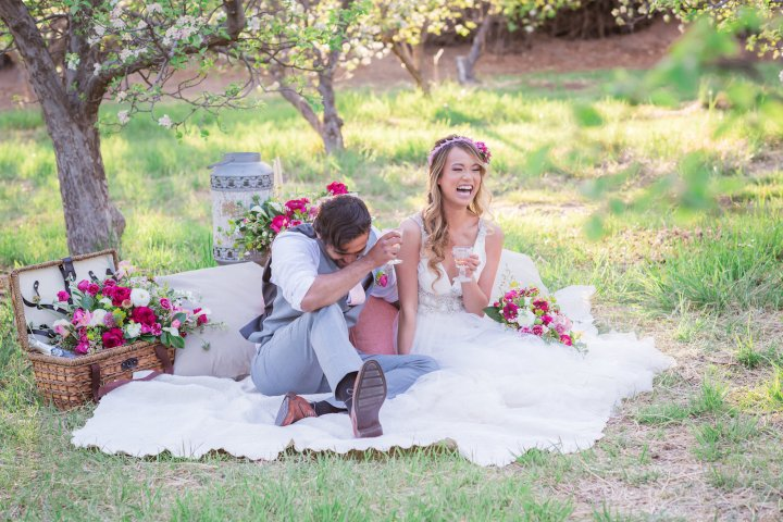 National Picnic Day: Wedding Inspo