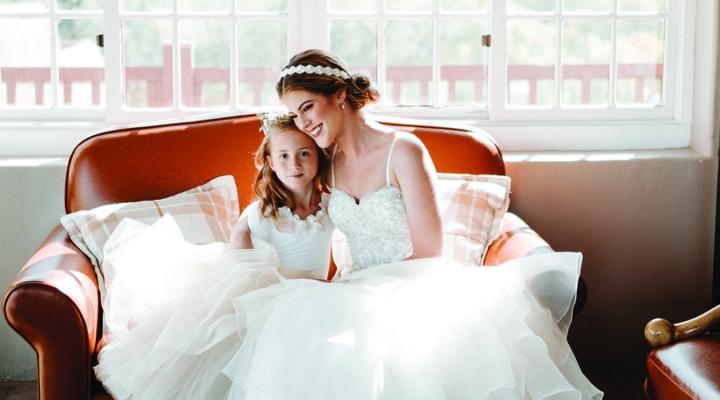 Loretto Inn and Spa Venue Tony Gambino Photography Wedding Bride Flower Girl
