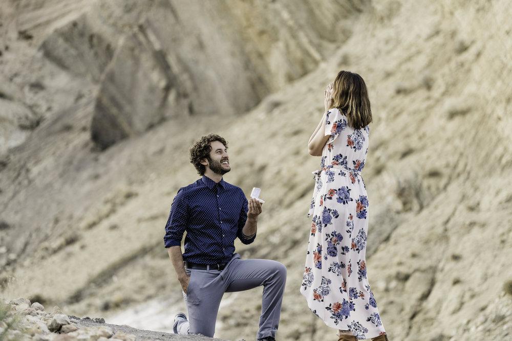 Carissa + Ben Photography: High Desert WeddingPhotography