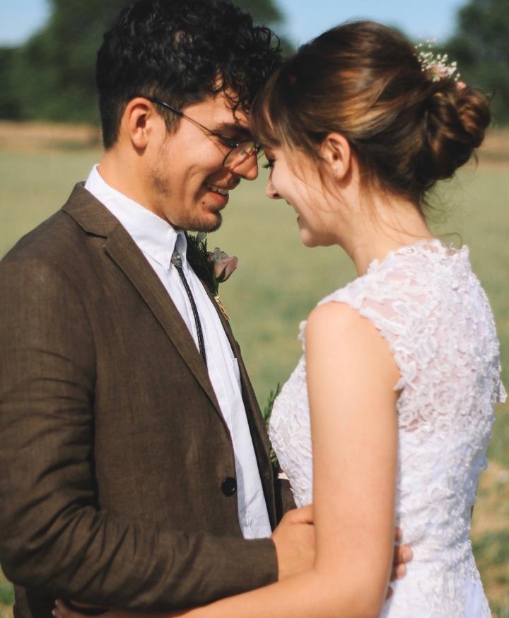 couple wedding New Mexico Europa Los Lunas bridal gown tuxedo planning wedding ceremony venue outdoor photographer