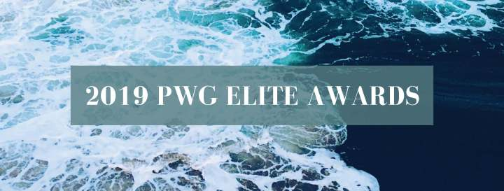 Announcing the 2019 PWG Elite Award Winners!