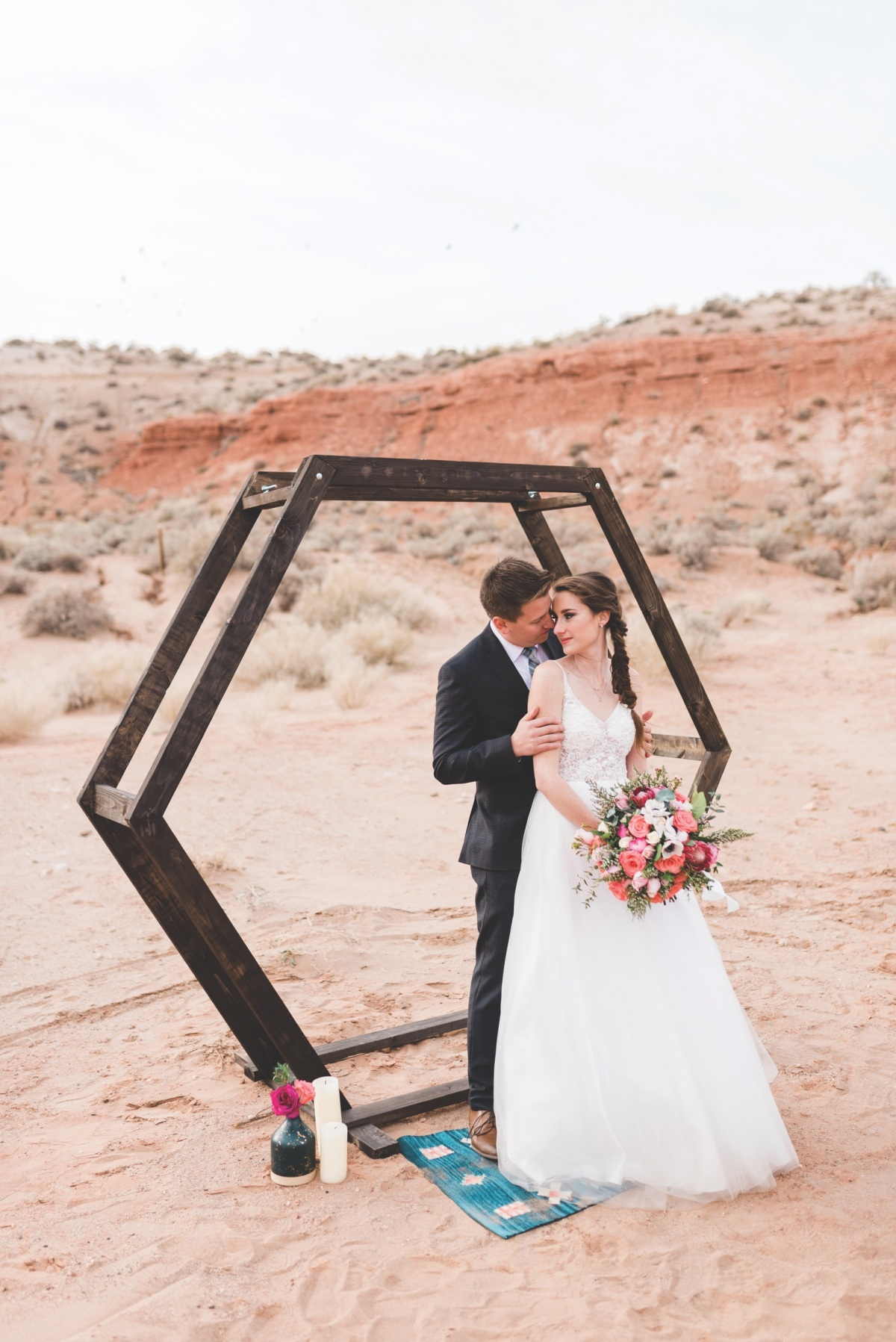 Desert Vibes: A Styled Shoot with Briana NicolePhotography
