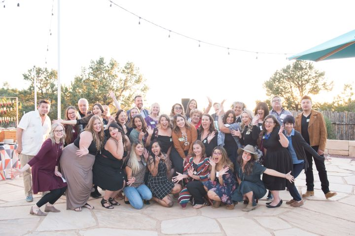 Create & Cultivate: 2019 Speed Connecting Event at Four Seasons in Santa Fe