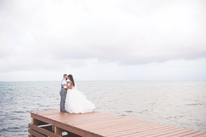 Waves of Love: A Real Wedding with Kayla Kitts Photography