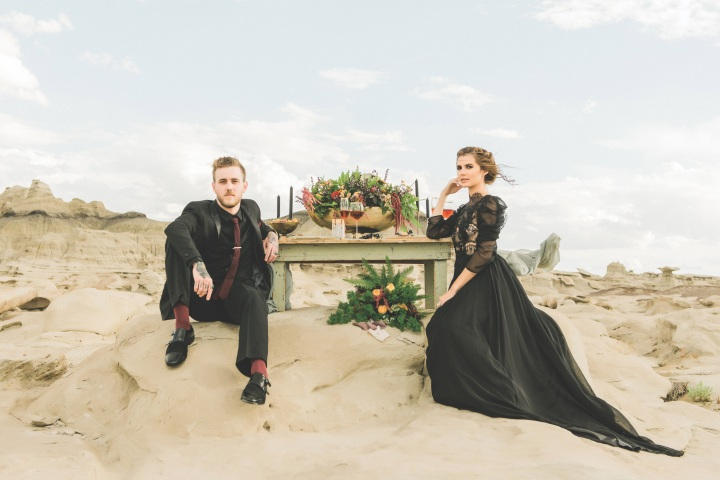 Romantisme: A Styled Shoot with Terese Rose Designs