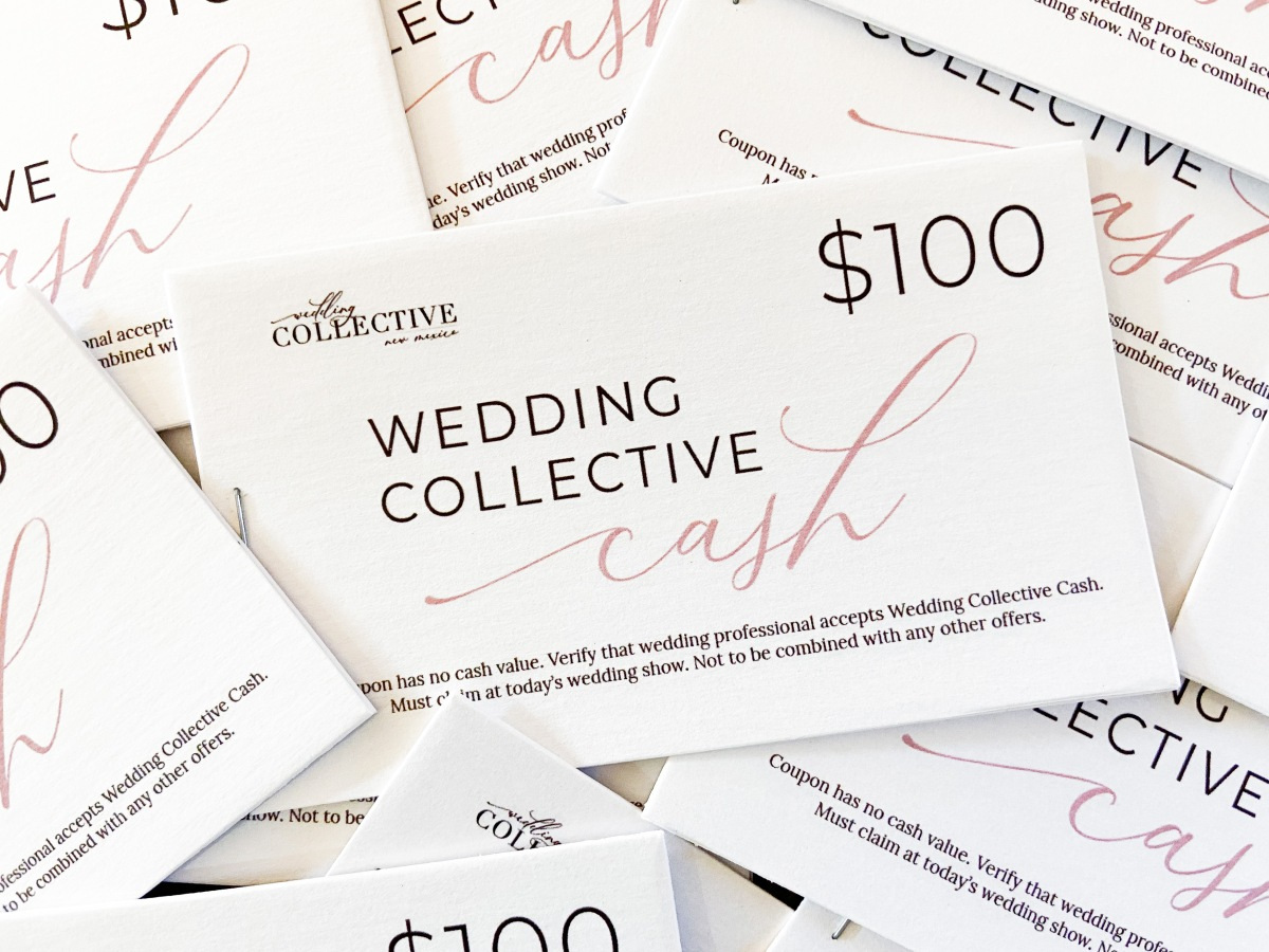 What is 'Wedding Collective Cash'?