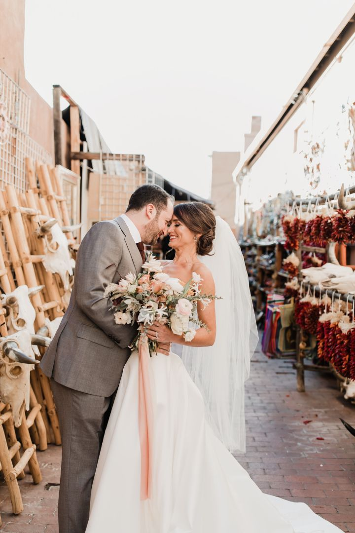 Southwestern Dreams: A Real Wedding with Alicia Lucia Photography