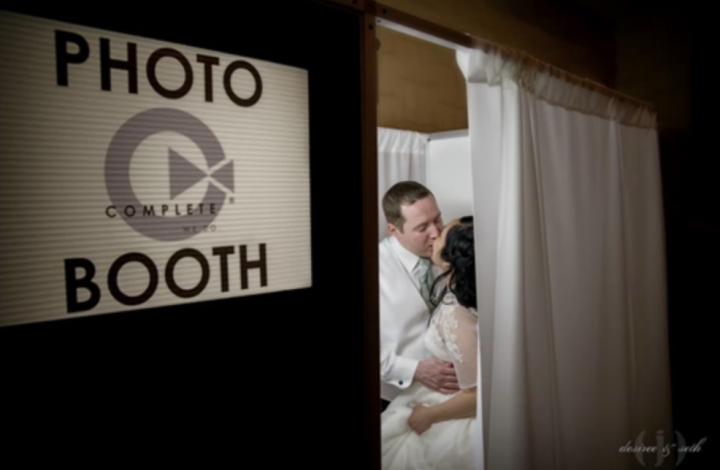 Oh, Snap! Here's Why You Should Have a Photo Booth at Your Wedding