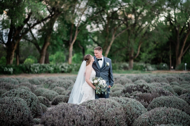 Romance in Full Bloom: A Real Wedding with Briana NicolePhotography